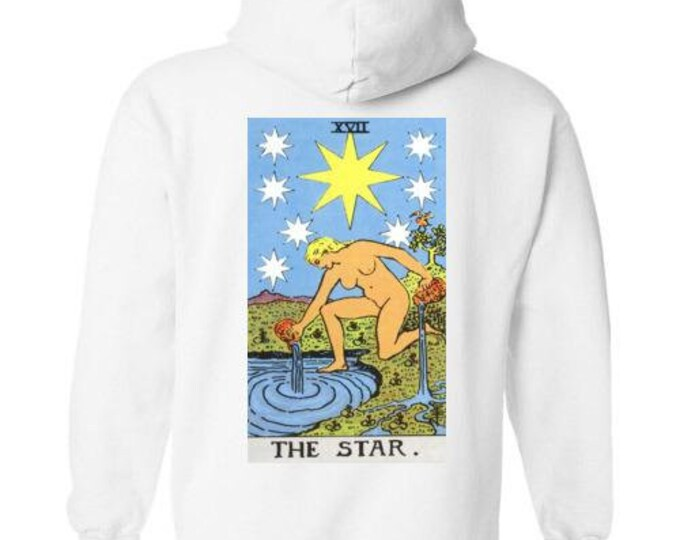 The Star Tarot - Hoodie
