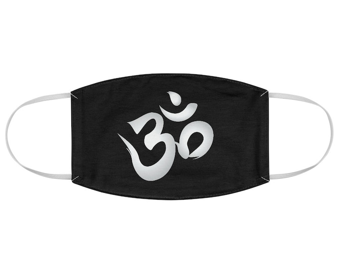 OM Fabric Face Mask