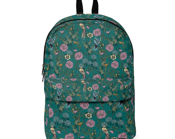 Turquoise Nightgale Backpack