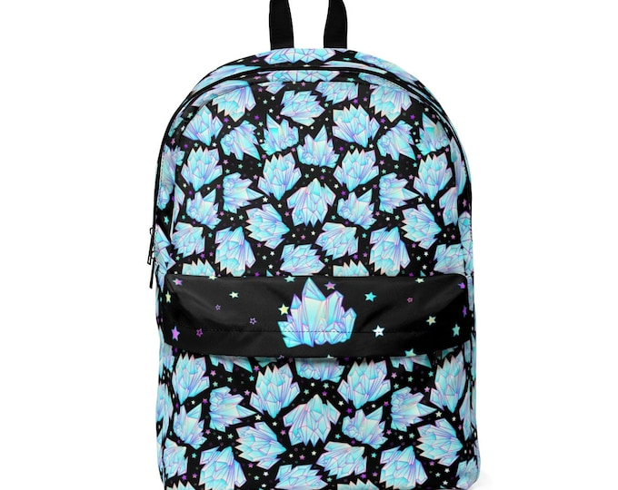 Cosmic Quartz Backpack