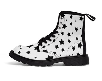 4a542c2bbf1e5 Wish Upon a Star- Combat Boots