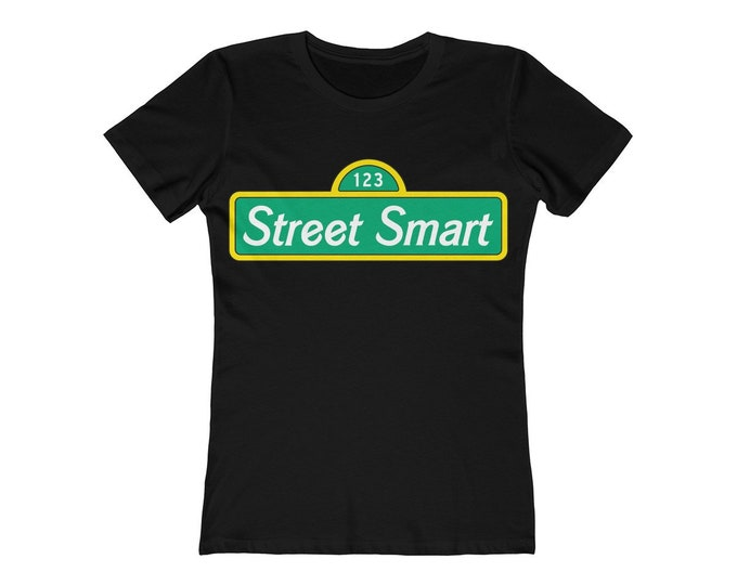 Street Smart- Tee