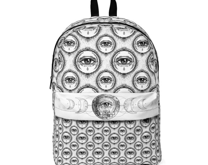 The eYe of Truth - Alchemy Esoteric Backpack
