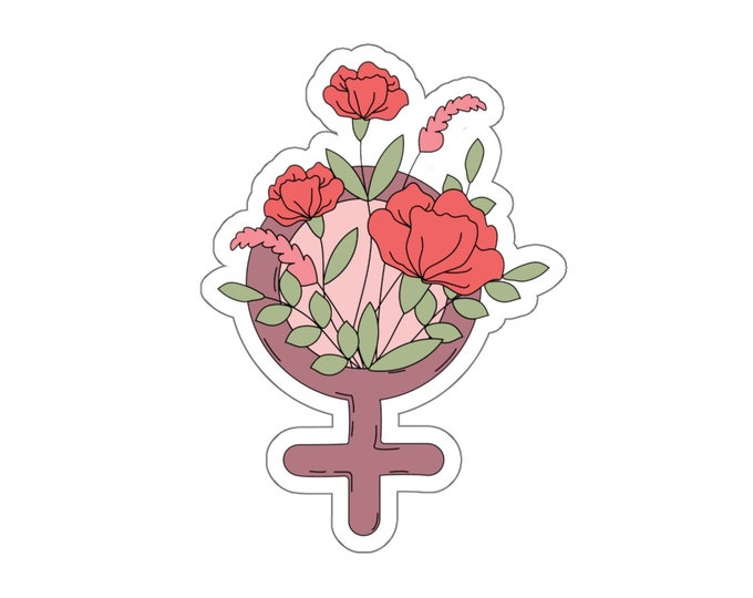 Femininity Decal