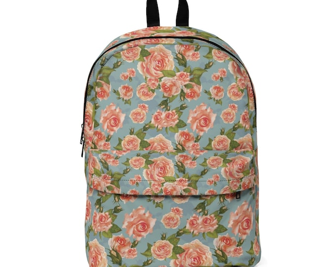 Antique Rose Backpack