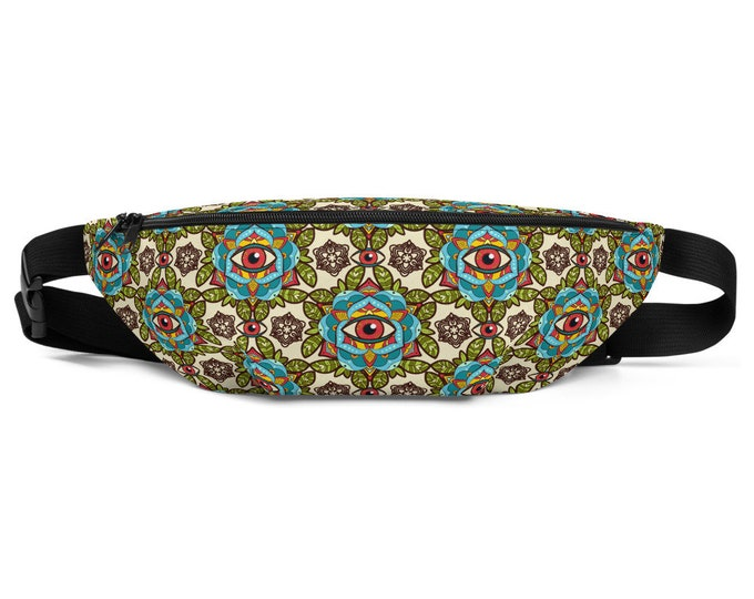 ALL seeing Eye- Fanny Pack