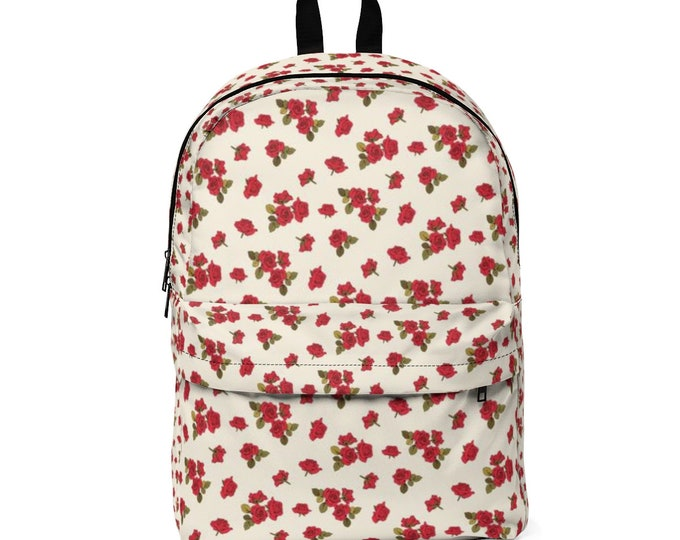 Afternoon Rose Backpack