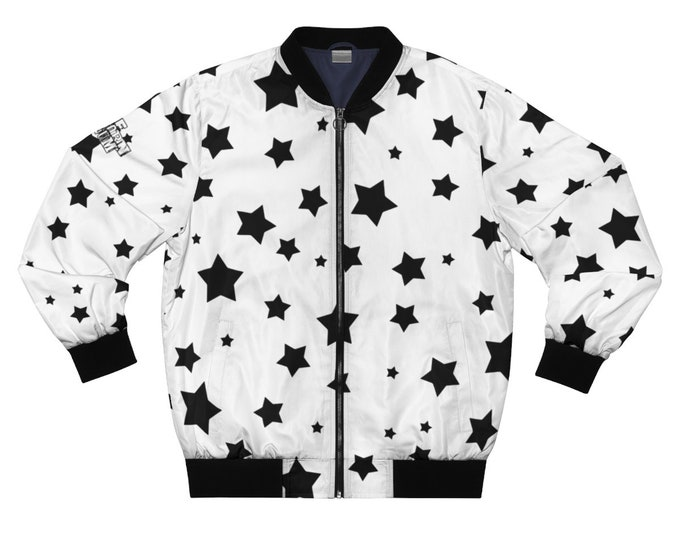 Wish Upon A Star- Bomber Jacket