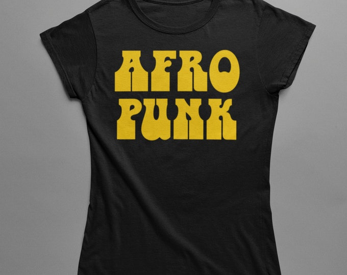 Afro Punk - Tee