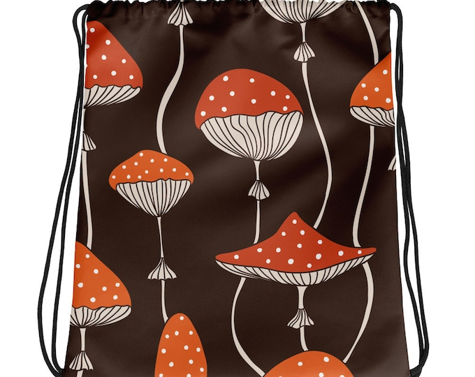 Fly Agaric- Magic Bag