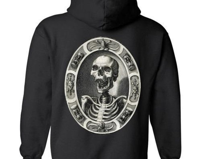 MORS Ultima Linea Rerum (Death is the line) Hoodie