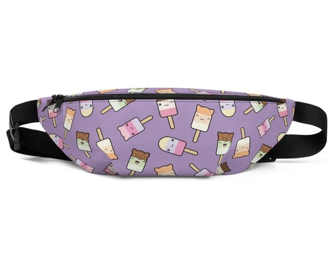 Sweet Tooth Kawaii Popsicle's -Fanny Pack