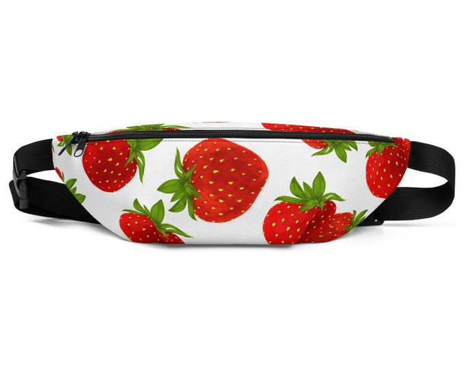 Strawberry Dreams Fanny Pack