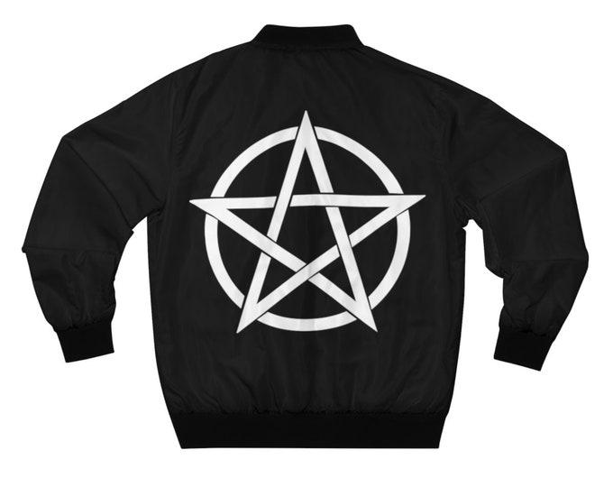 Pentagram Bomber Jacket