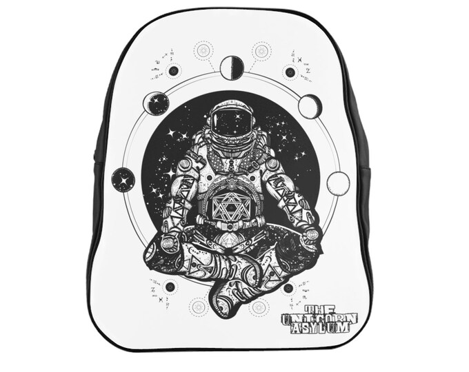 Cosmic Astronaut of The Multi-Verse- Backpack