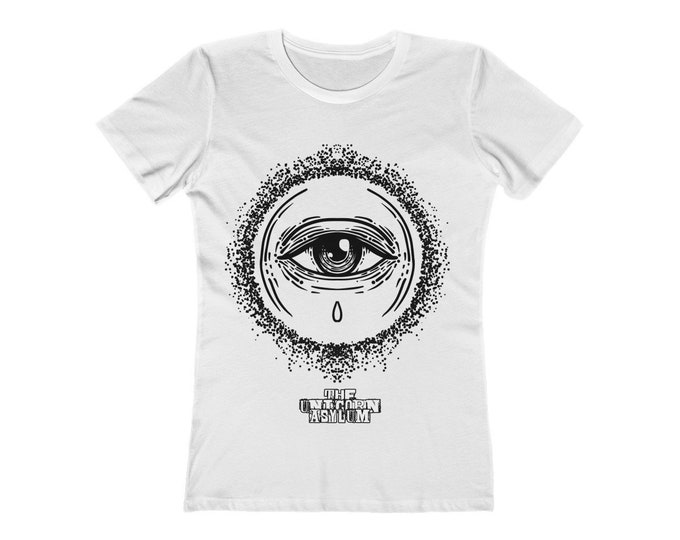 The eYe of Truth- Fitted Tee