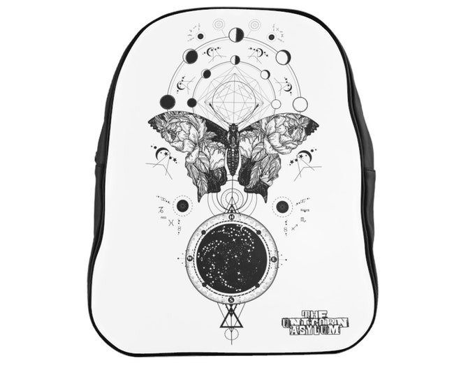 Metamorphosis Sacred Geometry Backpack