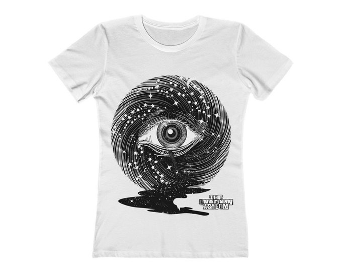 Consciousness- Fitted Tee