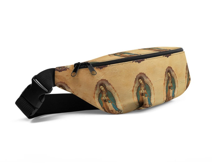 Our Lady Of Guadalupe Fanny Pack