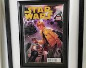 Star Wars Framed Comic Bo...