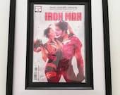Tony Stark Iron Man Kiss ...