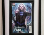 Framed Comic Book Fantast...