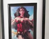 Beautiful Framed Wonder W...
