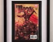 Framed Comic Book Thor (2...