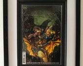 Framed Comic Book - Batgi...