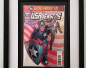 U.S.Avengers Framed Comic...