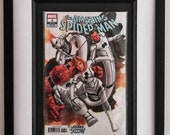 Framed Comic Book Amazing...