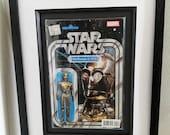 Star Wars C3PO Action Fig...