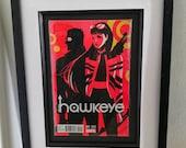 Hawkeye 001 Variant Frame...