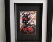 Ant-Man Movie Framed Comi...