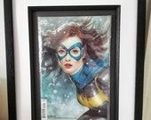 Batgirl #30 Variant Frame...