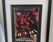 Invincible Iron Man Frame...