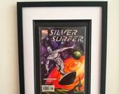 Vintage Silver Surfer Fra...