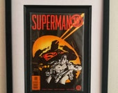 Superman Classic Framed C...