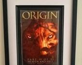 Origin Part 4 Framed Comi...