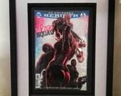 Suicide Squad Framed Comi...
