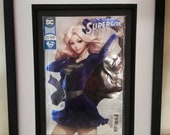 Beautiful Supergirl Frame...