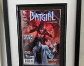 Batgirl Vampire #28 Frame...