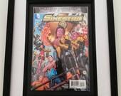 Sinestro #21 Framed Comic...