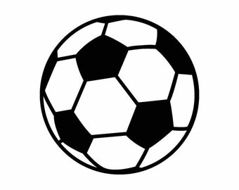 soccer svg ball folding etsy pattern patterns clip items stars cut