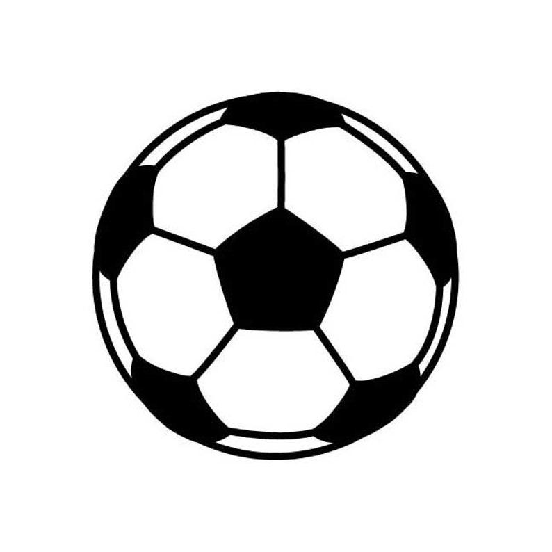 Soccer Ball Soccerball Futbol Instant Download 1 Vector Eps