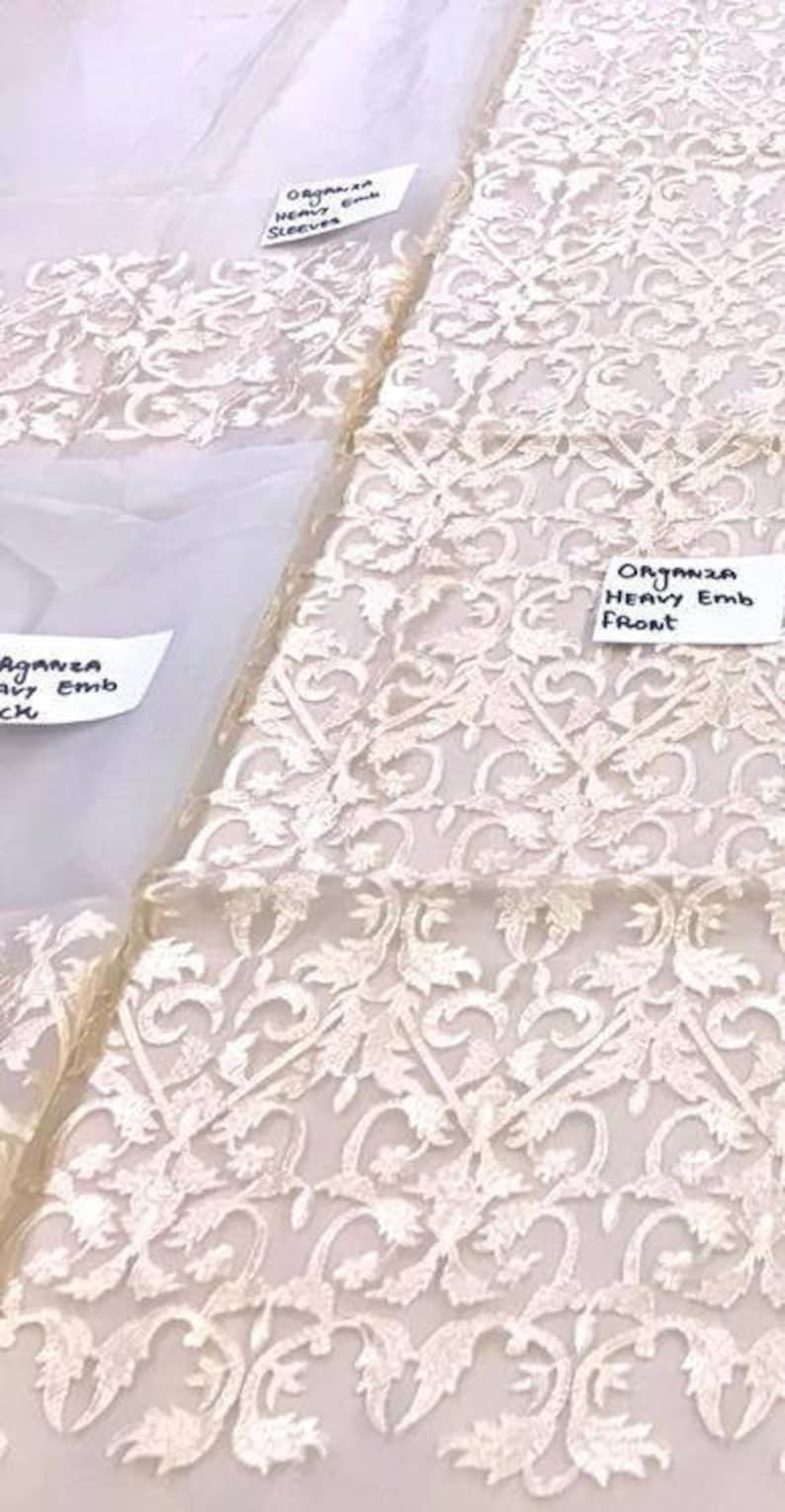 custom stitched embroidered salwar kameez kurti shirt trouser Pakistani Indian Bengali desi Eid Party desi wedding 3 Piece eastern Dress