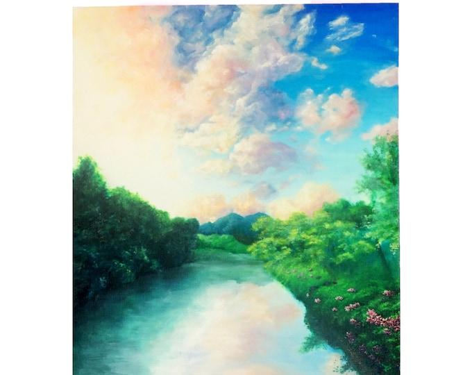 Arashiyama Forest Print