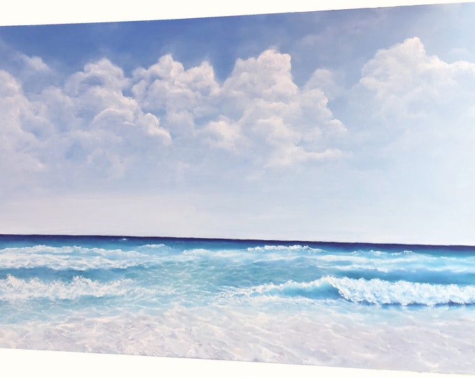 Lake Michigan Summers Print