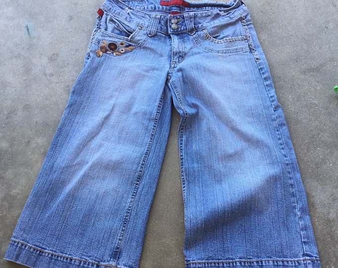NWOT Fire Jeans. Perfect Stretch, Very cute and comfortable. Size 5,  Free Priority Mail Shipping in the USA