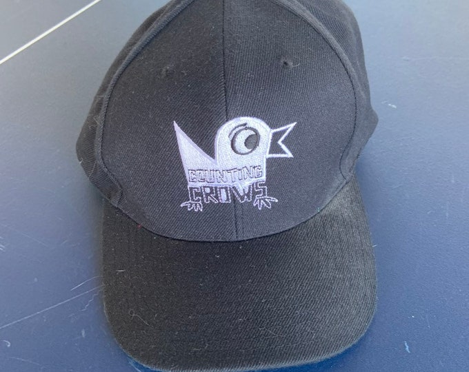 Vintage 1990s Counting Crows snap back hat in great shape. Free shipping